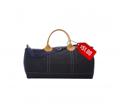 Free Round Duffle - Solid