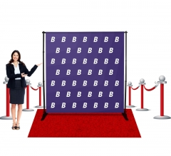 Media Walls - Step and Repeat Event Backdrops