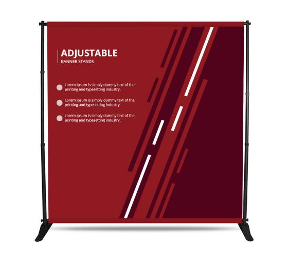 Adjustable Media Wall