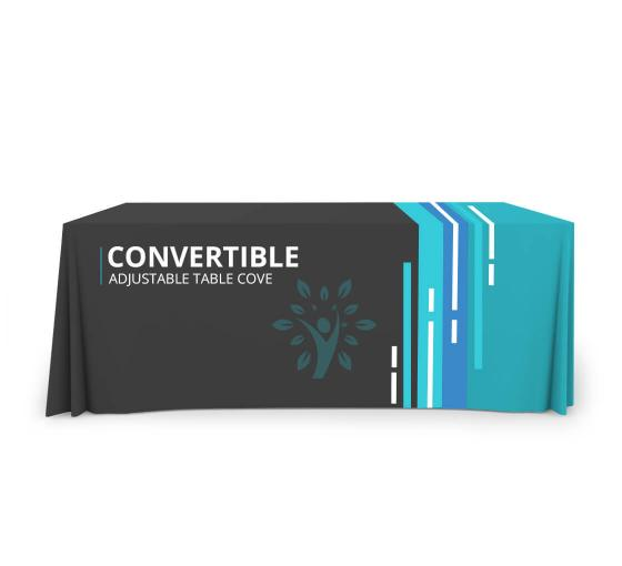 Convertible/Adjustable Table Covers