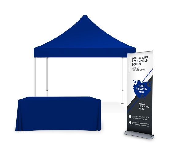 Portable Trade Show Kit