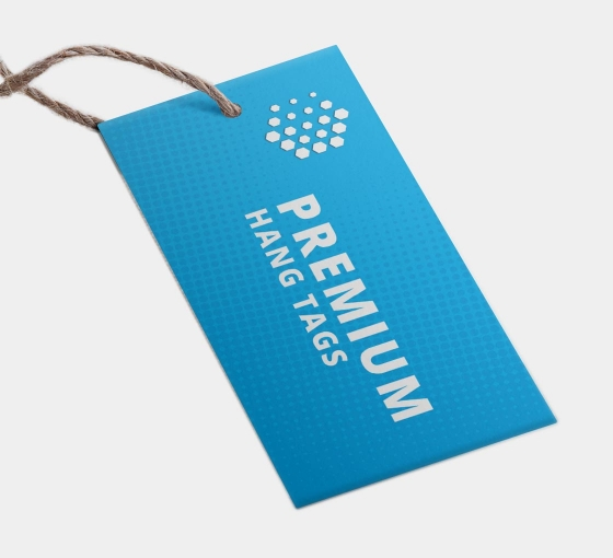 Premium Hang Tags