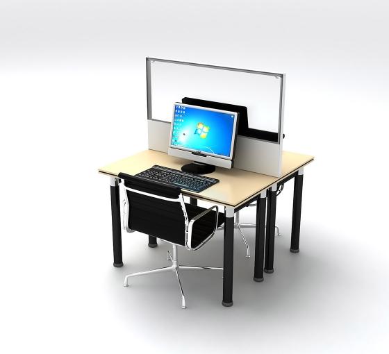 SEG Desktop Dividers - 2 Desk