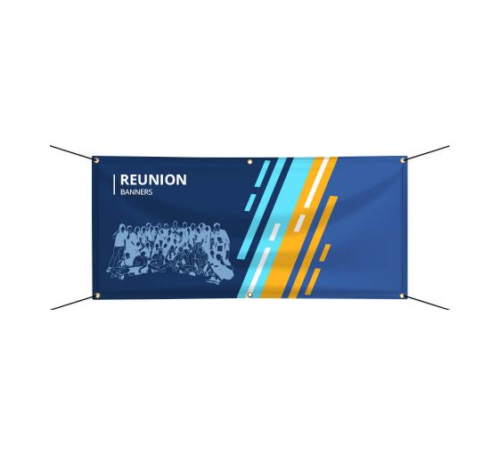 Reunion Banners