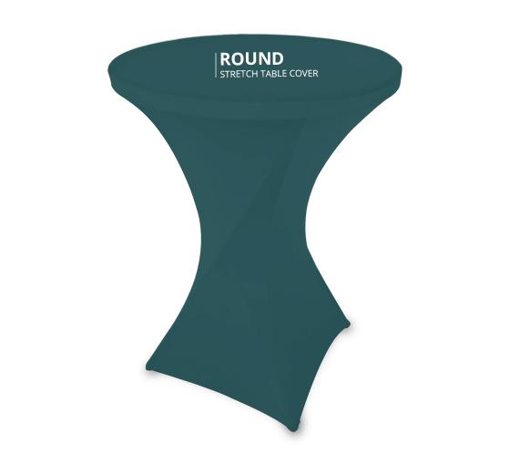 Round Stretch Table Covers