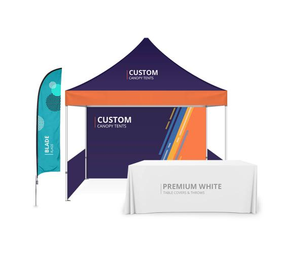Trade Show Canopy Kit