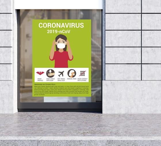 Vinyl Awareness Posters